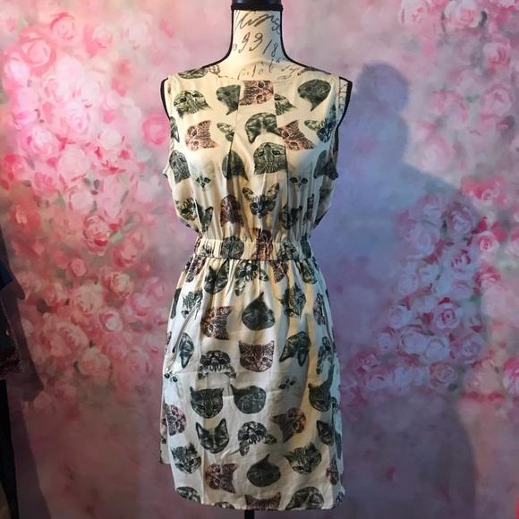 05cdba89535d Spoon Jeans Dresses | Nwt Cat Dress | Poshmark